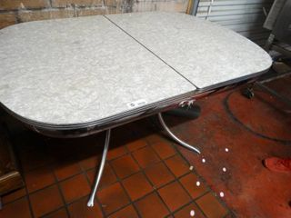 Antique 50 s dining table