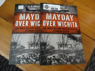 2  Mayday over WICHITA Books  New