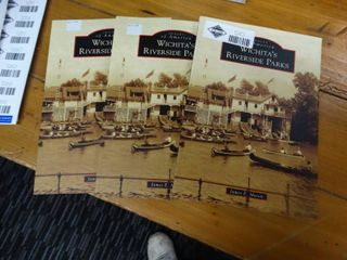 3  Wichita s Riverside Parks books  New