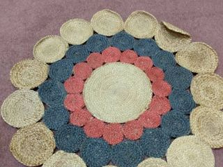 3ft bohemian style rug