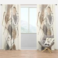 Carbon Loft Hume Modern and Contemporary Curtain Panels- Retail:$98.49
