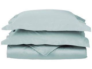 Superior Egyptian Cotton 650 Thread Count Duvet Cover Set  Retail 85 99