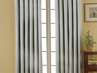 Eclipse Canova Room-Darkening Window Curtain Panel 2 pc