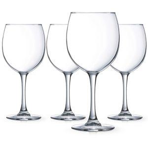 Luminarc 20.5 Ounce Cachet Ballon Wine Glass, Set of 4
