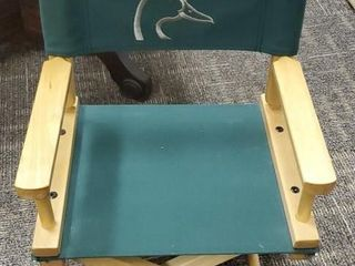 Child's Ducks Unlimited director's chair
