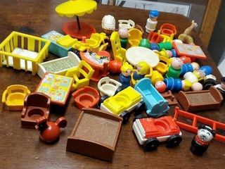 Fisher Price assorted toys