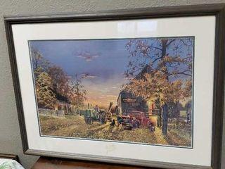 A Time of Plenty artwork by Barnhouse