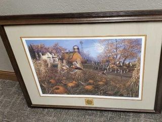 Pheasants Forever Miller Brewing artwork
