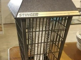 Electric stinger bug zapper