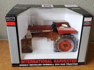 Case International Harvester 504 toy tractor
