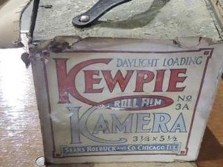 Vintage Kewpie Kamera