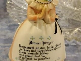 Dinner prayer napkin holder