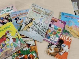 Children's books, Little Golden books, Disney