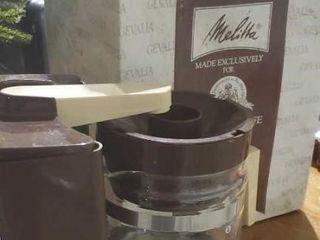 Hamilton Beach mini drip coffee pot