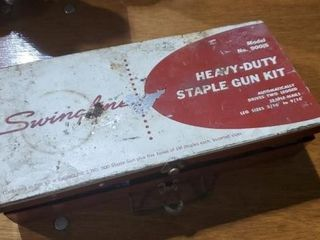 Swingline staple gun kit
