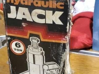 6 ton bottle jack