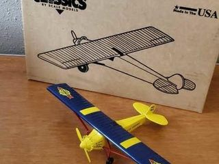 Sunoco Sun Oil Company toy airplane