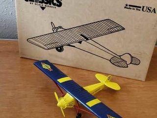 Sunoco Sun Oil Company toy airplane