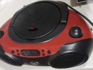 Boombox, CD player