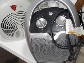 Space heaters, set of 2
