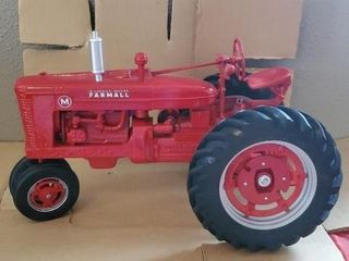 Farmall M series toy tractor collectible