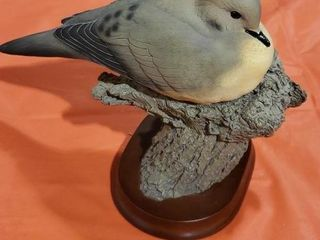 Ducks Unlimited bird sculpture