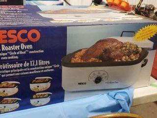 Nesco 18 quart roaster oven