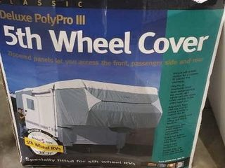 5th Wheel cover