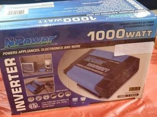 1000 W power inverter