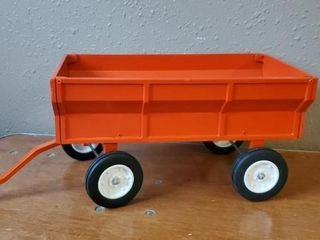 Grain wagon toy collectible