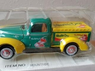 Mountain Dew 1940 Ford collectible truck