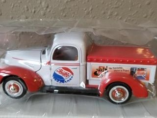 Pepsi Cola 1940 Ford toy collectible truck
