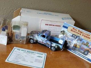 1953 Chevrolet 3100 Pheasant Hunters' toy truck