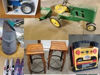 """Auctions On!""- Begins Closing Sept. 25th @ 6pm"