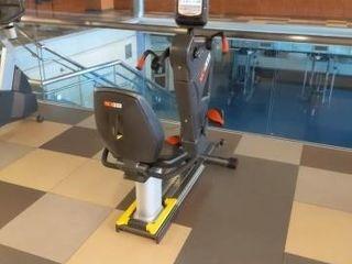 SciFit Recumbent Bike Total Body Exerciser