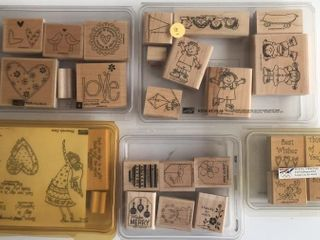 5  Stampin Up Sets