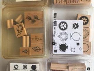 6  Stampin Up Sets