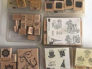 8  Stampin Up Sets