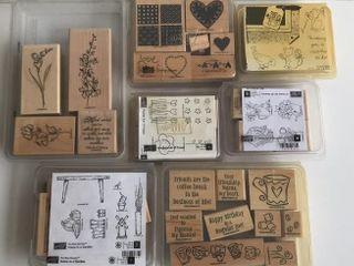 7  Stampin Up Sets