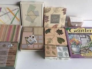 7  Stamp Sets