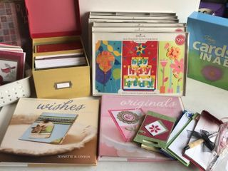 large Selection of Cards
