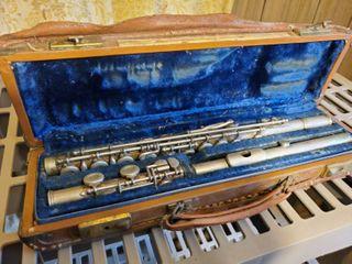 Gemeinhardt Case with Flute
