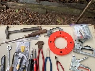 large lot of Hand Tools location BP