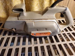 Black and Decker Type 1 Belt Sander  Tested and Working