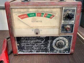 Battery Testmeter