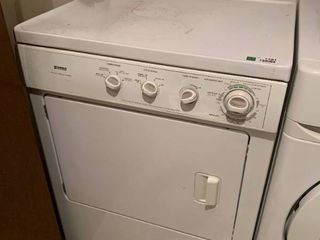 Whirlpool Electric Dryer Machine