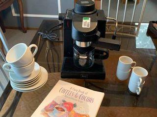 Melitta Espresso Machine W  Cups
