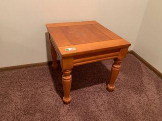 Nice Small Wood Table