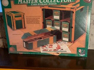 Master Collector Card Storage System location Basement Storage 3