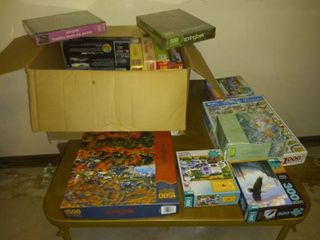 Mega lot Of 16 Varying Puzzles